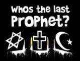 Who's the last prophet?