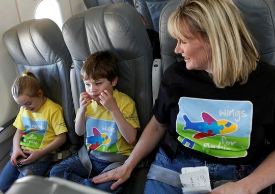 Air Travel: Children with Autism