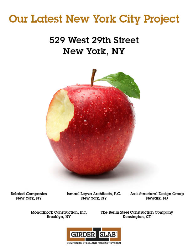 529 W 29th St Announcement