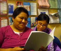 Multnomah County School-based health center