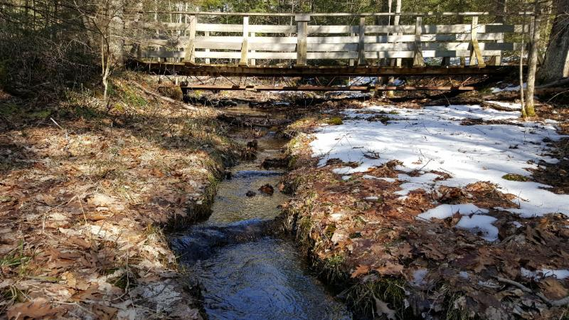 Grant_s Creek flows into Silver Creek which flows into the North River.  We will refresh our testing skills here