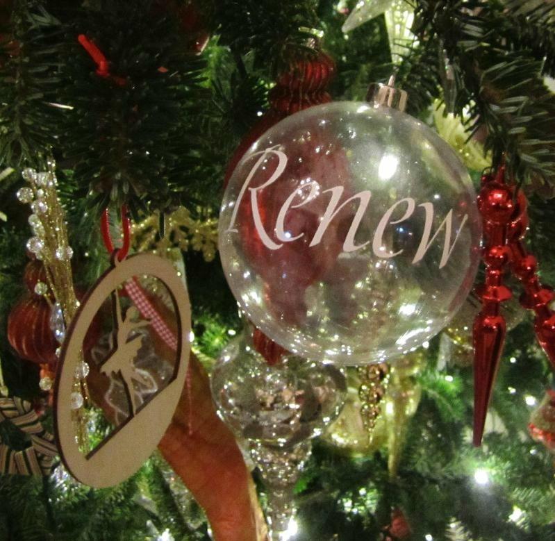 WH ornament