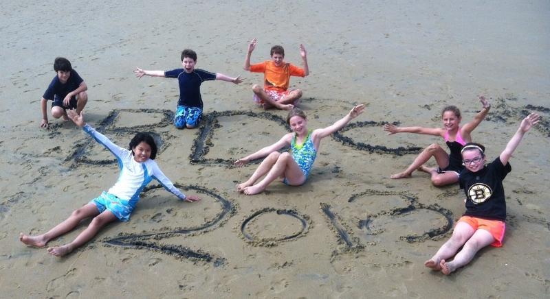 BDC 2013 beach shot