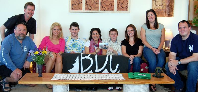 Leadership Team 2012