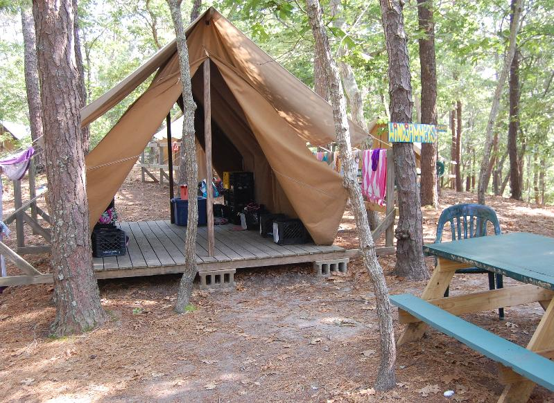WJ tent