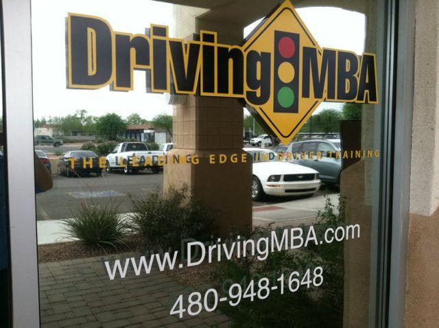 DMBA Window