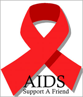 Red Ribbon for World AIDS Day