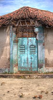 Turquise Door
