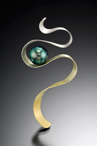 2011 1st Pl. Visionary Technical Solution, Adam Neeley, Adam Neeley Fine Art Jewelry Inc.