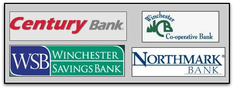 4 bank logos