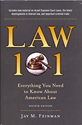 Book - Law 101