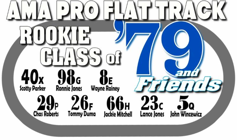 AMA PRO FLAT TRACK ROOKIE CLASS OF '79 AND FRIENDS HOSTS  4TH ANNUAL CHARITY GOLF OUTING