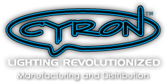 When you think LED lighting…..  On Road, Off Road, or Home !   Think CYRON LED's