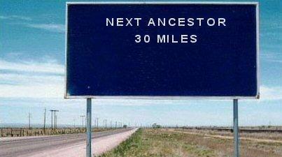 Next Ancestors 30 Miles