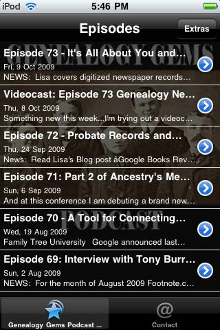 App Episodes