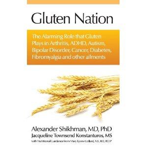 Gluten Nation Book