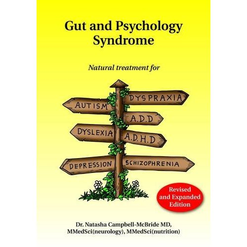 Gut and Psychology Syndrome - Book