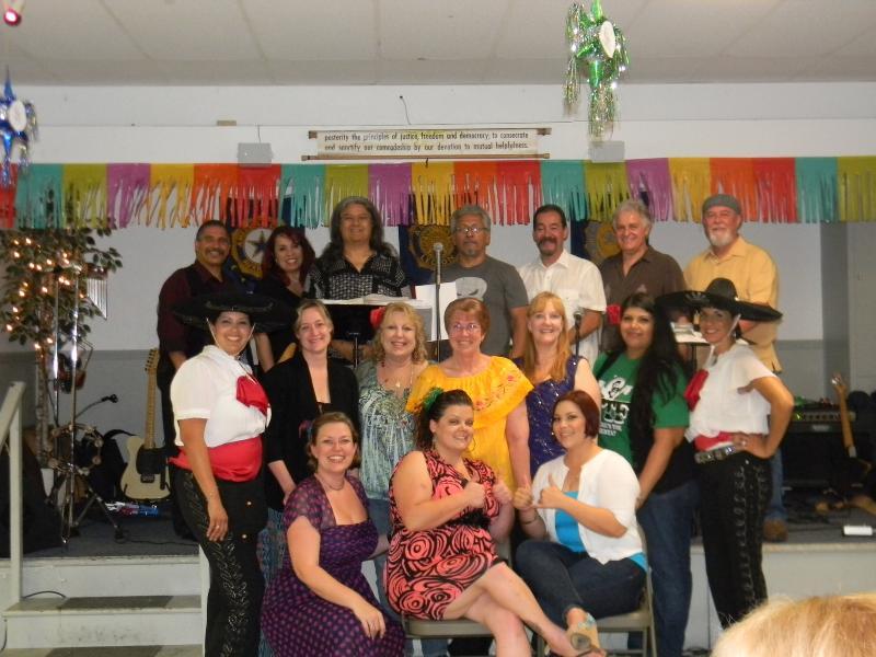 Cinquo De Mayo Fundraiser