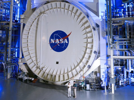NASA Thermal Vacuum Chamber