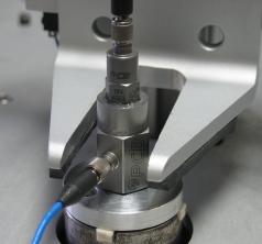 Shock sensor calibration