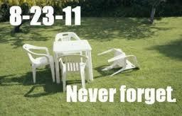 DC Earthquake