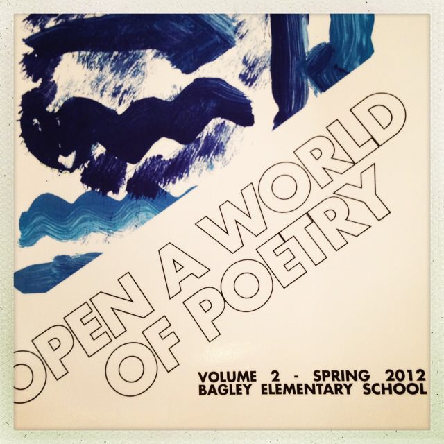 Cover of the 2012 Bagley Journal