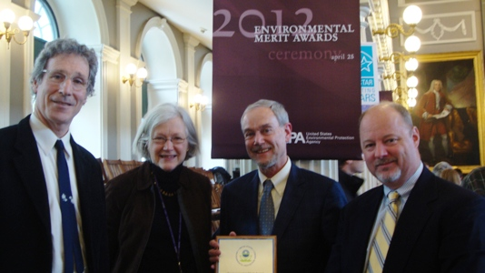 EPA Environmental Merit Award