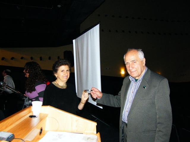 Yosef and Nancy