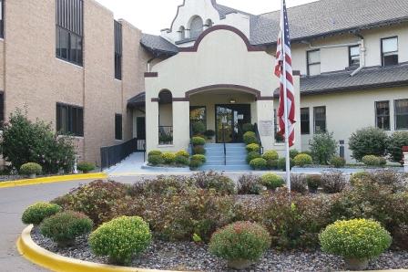 IMHF Entrance
