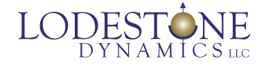 Lodestone Dynamics' logo