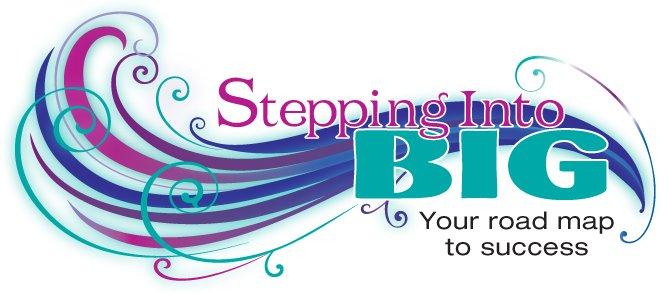 Stepping Into Big logo