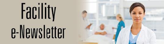 Facility e-Newsletter Header