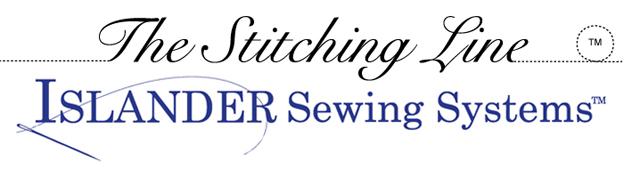 Stitching Line Newsletter Logo NL
