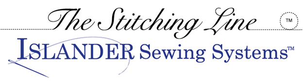 Stitching Line Newsletter Logo NL
