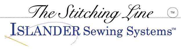 Stitching Line Newsletter Logo NLG