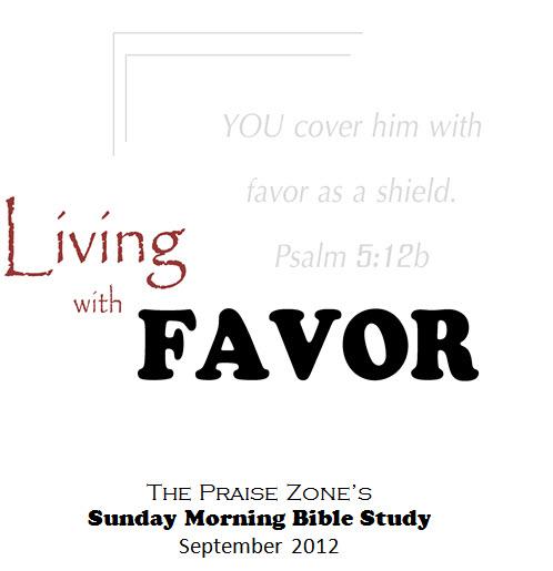 Bible Study Lesson: