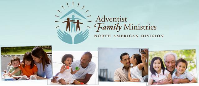 Adventist Family Ministries Logo