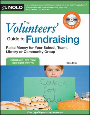 Volunteers Guide to Fundraising