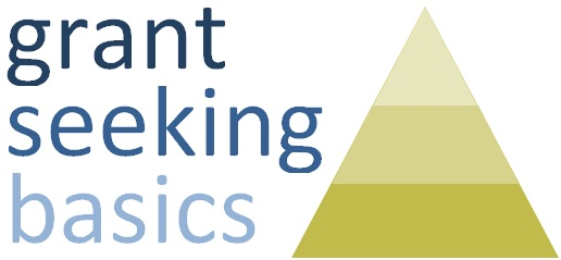 grant seeking basics logo