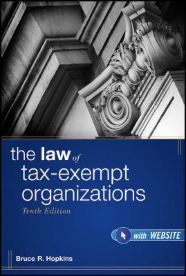 Law of Tax-Exempt Organizations