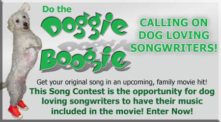 Doggie Boogie Contest Banner
