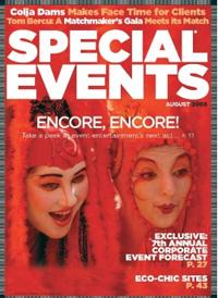 Special Event Magazine