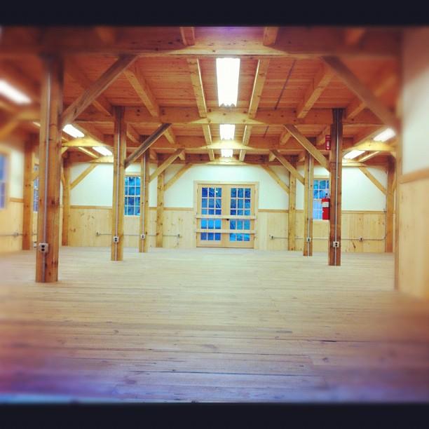 UB HQ Workshop Floor