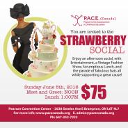 Strawberry Social 2016