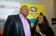 afroglobal television launch