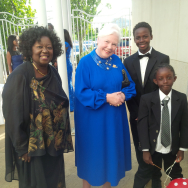 100ABC women Jean Augustine and Elizabeth Dowdeswell