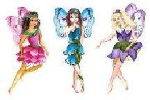 3 dreamtime pixies group