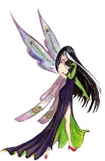 Ravanna the Goth Fairy 2