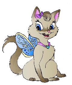 Fairy Angel Kitty