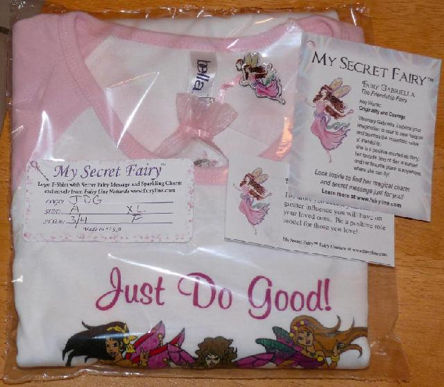 My Secret Fairy package